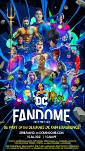 Programação da DC FanDome de 2021 6