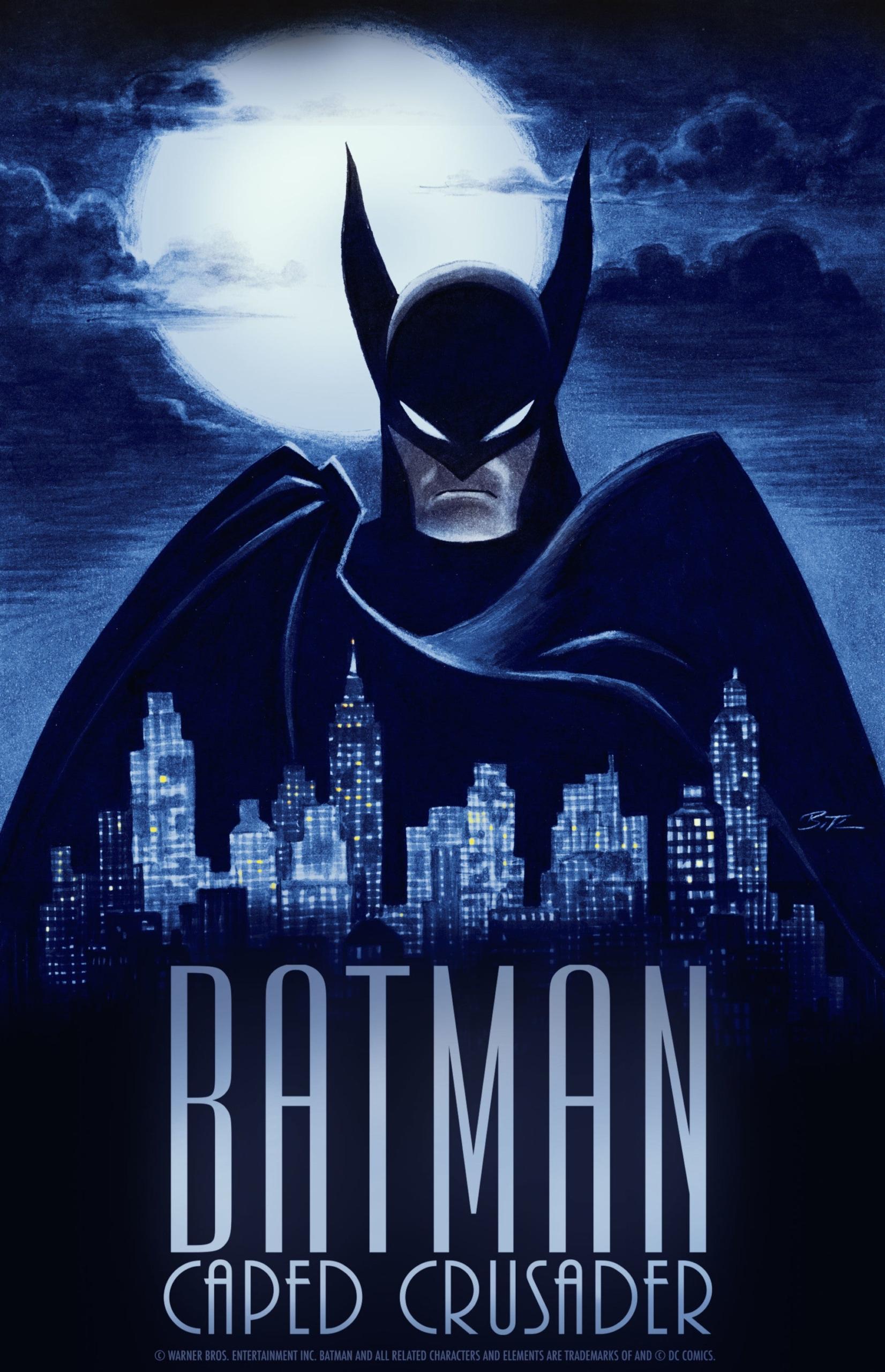 Batman: Caped Crusader irá retomar o espírito de 'Batman: A Série Animada' 5