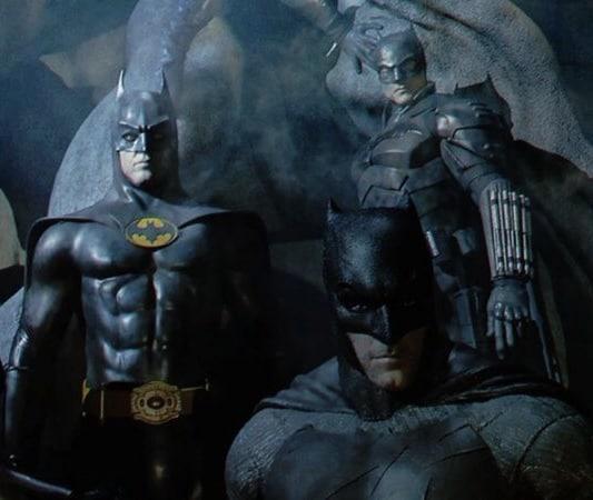 Diretores de 'Batgirl' dizem que o Batman 'real' aparecerá no filme HBO Max 6