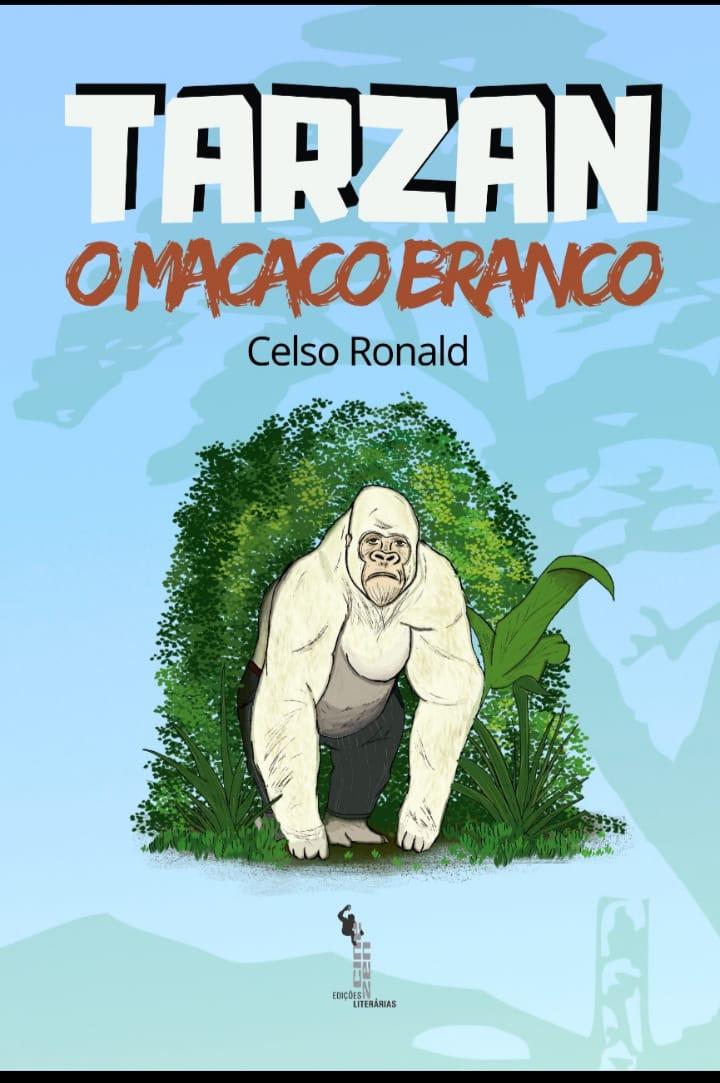 Livro Tarzan: O Macaco Branco analisa racismo em filmes do personagem 4